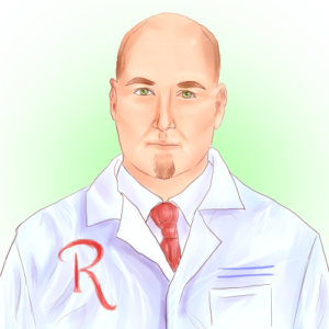 Dr. Jason Richardson of Occupational Medicine at Rutgers Robert Wood Johnson Medical School
