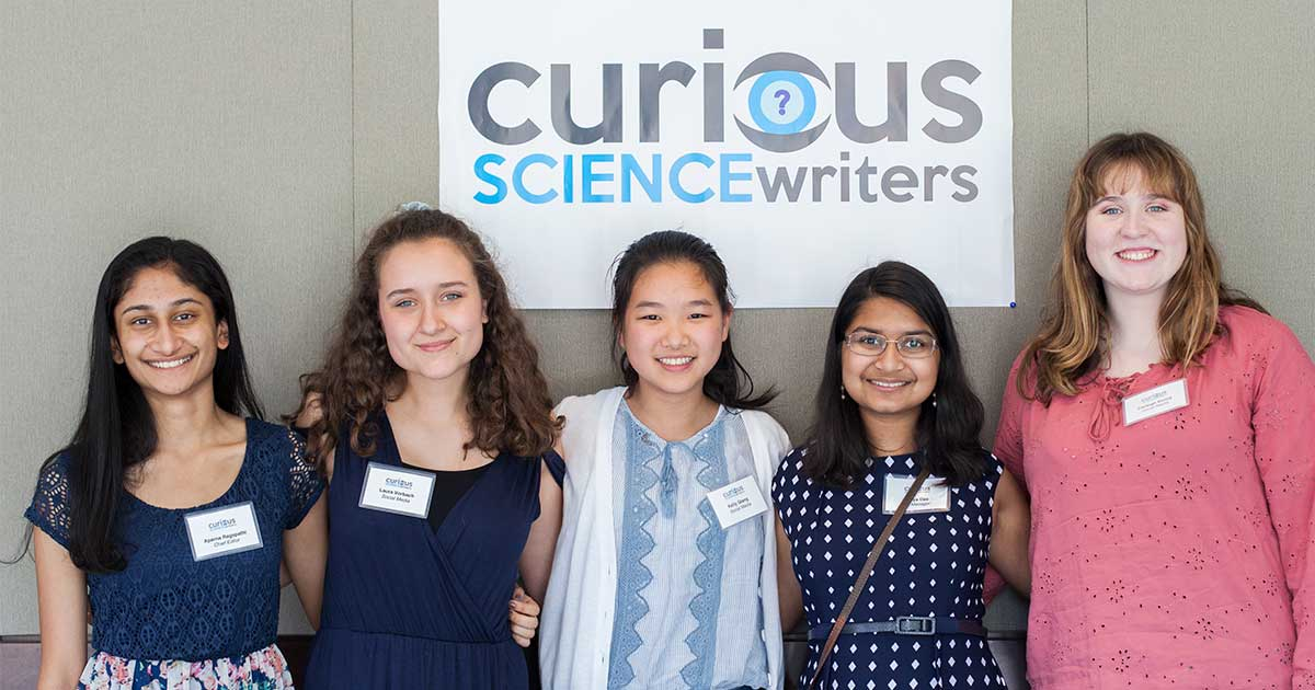 Donate to curiousSCIENCEwriters